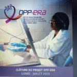 Cloture du projet OPP-ERA en Guinée